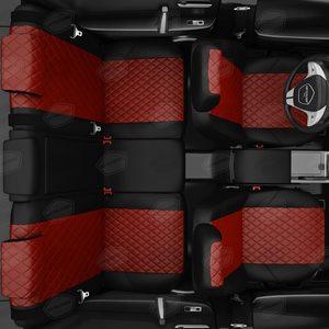 Выберите цвет:: Черный + Красный Ромб