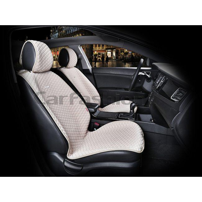 Автомобильные накидки на передние сиденья из ткани Palermo Premium