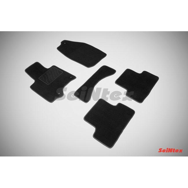 Ворсовые коврики LUX для MERCEDES -BENZ Sprinter (2008-)