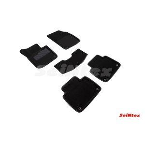 3D ворсовые коврики для VOLVO S90 / V90 (2016-) Черные