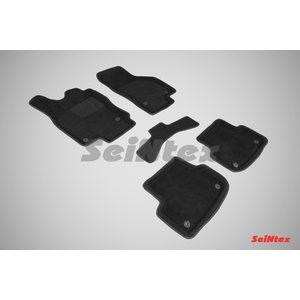 3D ворсовые коврики для AUDI A3 (2012-) Черные