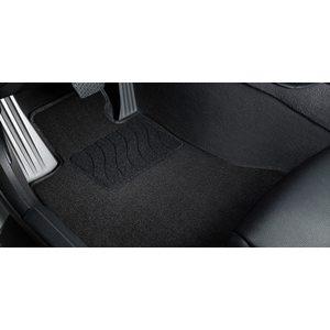 Ворсовые коврики LUX для HYUNDAI ix 35 (2010-2015)