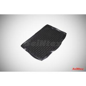 Коврик в багажник для SUZUKI SX4 hatchback (нижнее положение) (2009-2014)