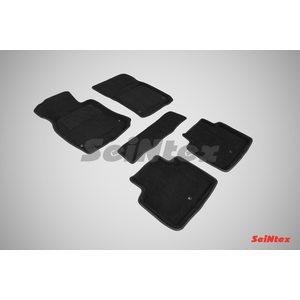 3D ворсовые коврики для INFINITI  M 37X\Q 70 (2010-) Черные
