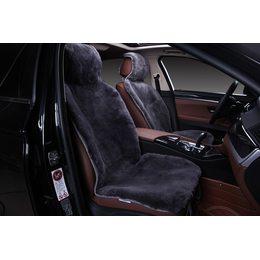 Накидка на сиденья автомобиля из кусков овчины - Короткий ворс