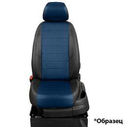 Комплект чехлов из экокожи для Hyundai Creta (с 2016 по наст. время) (Niagara)